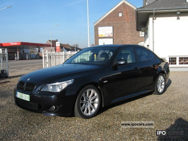 2006 BMW  525D M LIMO PACKAGE CARBON BLACK METT. Limousine Used vehicle photo