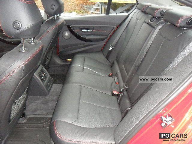 2012 BMW 320d F30 Sportline - Melbournerot black- - Car
