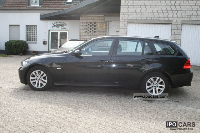 2007 bmw 320d touring dpf car photo and specs. Black Bedroom Furniture Sets. Home Design Ideas