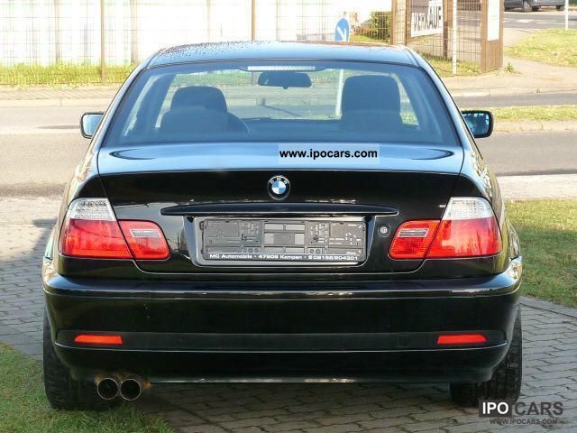 2003 bmw 318 ci m package leather car photo and specs. Black Bedroom Furniture Sets. Home Design Ideas