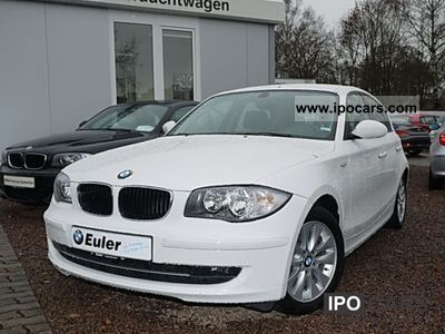 2009 BMW  118 d Small Car Used vehicle photo