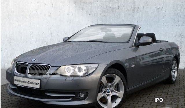 2011 BMW  325 Cabrio / roadster Used vehicle photo