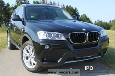 2011 BMW  X3 xDrive 20d Off-road Vehicle/Pickup Truck Used vehicle photo