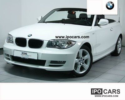 2011 BMW  118 Cabrio / roadster Used vehicle photo