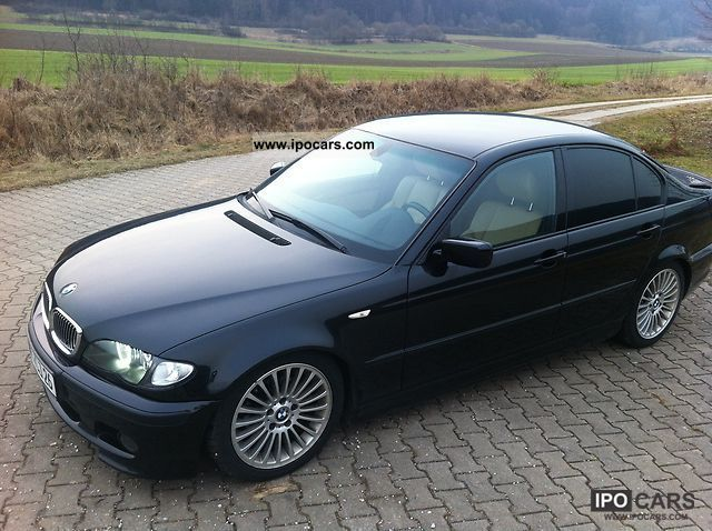 2003 Bmw 320i Edition Sport Car Photo And Specs