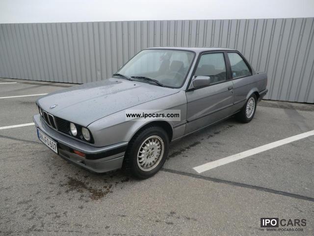 1990 BMW  316i Limousine Used vehicle photo