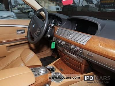 2008 BMW  730d Limousine Used vehicle photo