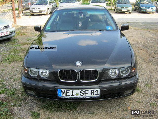BMW  523i / E39/LPG-Flüs GAS / leather / Xenon / heated seats 1998 Liquefied Petroleum Gas Cars (LPG, GPL, propane) photo