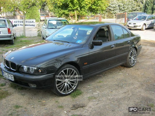 1998 bmw 523i e39 lpg fl s gas leather xenon. Black Bedroom Furniture Sets. Home Design Ideas