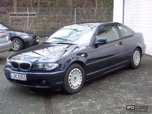 2004 bmw 318 ci aus 2 hand original 62 500 km car photo and specs. Black Bedroom Furniture Sets. Home Design Ideas