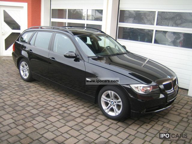 2008 bmw 318d touring dpf aircon panorama apc car photo and specs. Black Bedroom Furniture Sets. Home Design Ideas