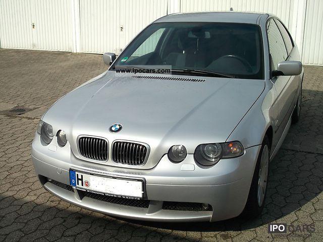 2002 BMW  325ti compact / M Sports Package II / Navi / Xenon Limousine Used vehicle photo