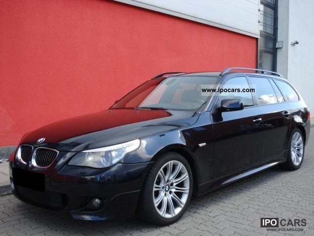 2007 BMW  525d Touring Aut.M PACKAGE, 1.Hand, Head Up, FULL! Estate Car Used vehicle photo