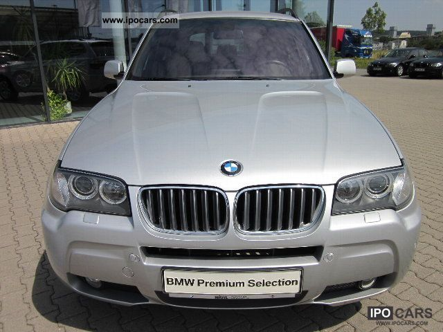 2008 BMW  X3 xDrive 30d M Sport Package + top condition! Off-road Vehicle/Pickup Truck Used vehicle photo