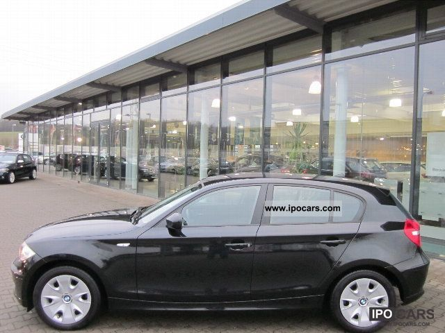 2010 BMW  116d in mint condition! Limousine Used vehicle photo
