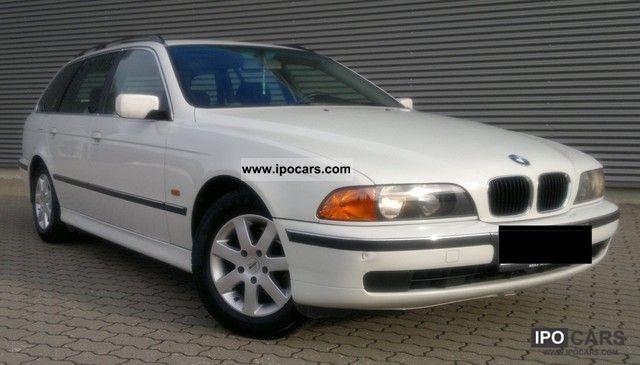 1999 BMW  525 touring, MANY NEW PARTS Estate Car Used vehicle photo