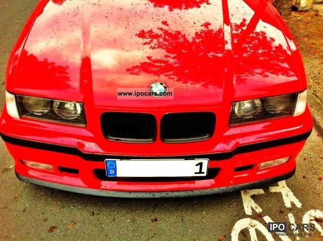 BMW  328i M-Package * checkbook * LPG * TUV * Top GEPF 1996 Liquefied Petroleum Gas Cars (LPG, GPL, propane) photo