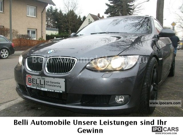 2006 BMW  330d coupe aut. Leather, Navi, Xenon, SSD .. Sports car/Coupe Used vehicle photo