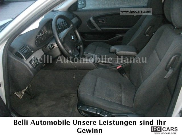 2004 BMW 316ti compact air sunroof   Car Photo and Specs