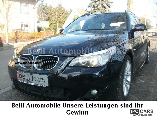 2005 BMW  Tourin * 535d M Sport Package * Head-Up * Leather * PanoDach Estate Car Used vehicle photo