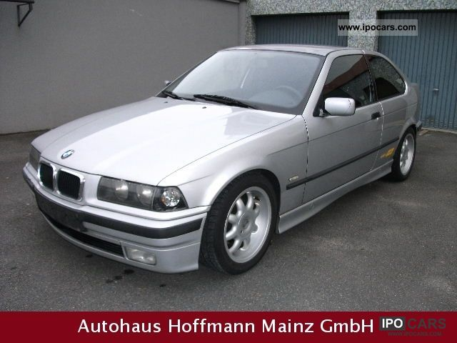 BMW  316 G / gas + fuel / tuning / Topausstattung 2000 Tuning Cars photo