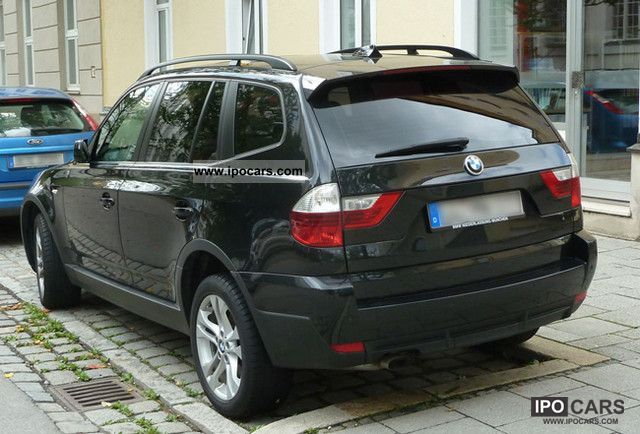 2008 bmw x3 car photo and specs. Black Bedroom Furniture Sets. Home Design Ideas