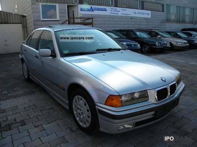 1997 Bmw 323i Comfort Edition
