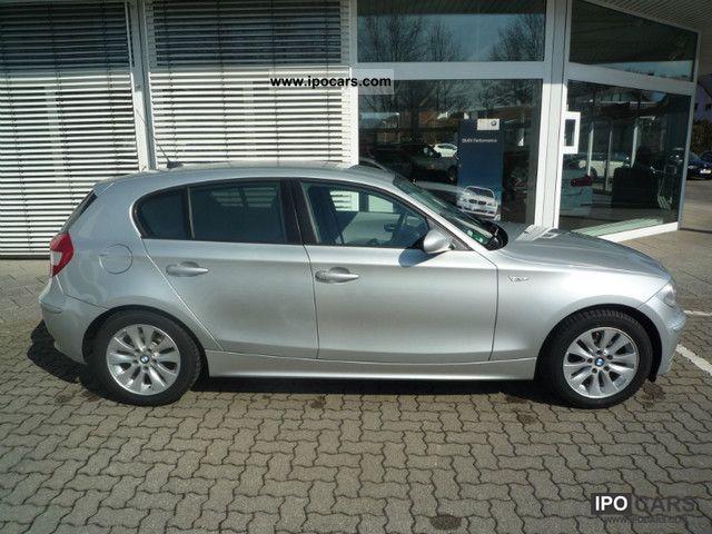 2006 BMW  118i Auto + car + air + Sitzheiz Navi + PDC + + + Limousine Used vehicle photo