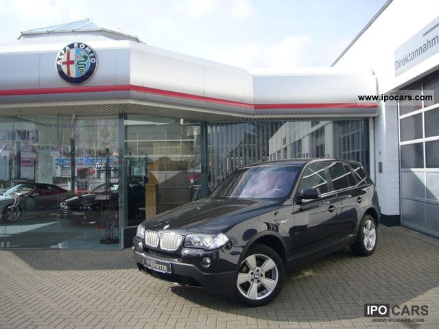 2008 BMW  X3 3.0d Aut. + + XENON GLASS ROOF + Limousine Used vehicle photo