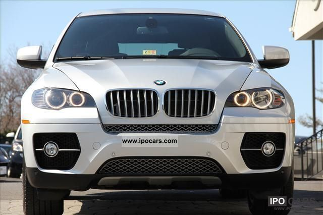 2011 Bmw X6 Xdrive50i Car Photo And Specs