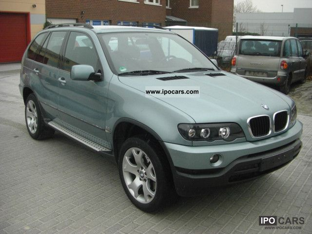 2004 BMW  X5 3.0 i LEATHER / MEMORY / APC Off-road Vehicle/Pickup Truck Used vehicle photo