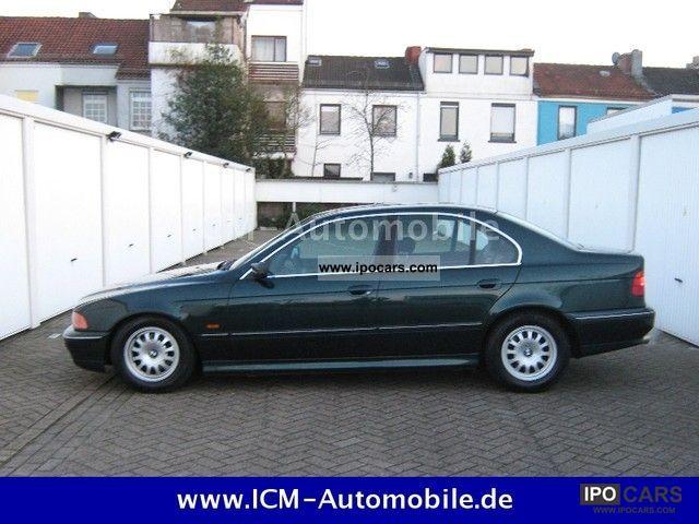 1996 BMW  E39 523i LEATHER AIR TUV 07-2013 Limousine Used vehicle photo