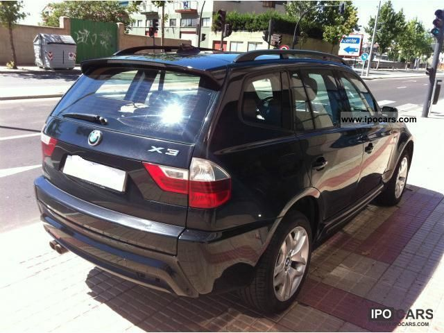 2007 bmw x3 car photo and specs. Black Bedroom Furniture Sets. Home Design Ideas