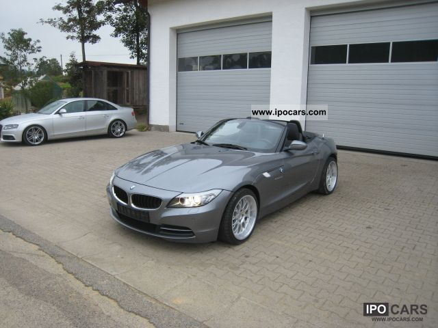 2009 BMW  Z4 sDrive23i Cabrio / roadster Used vehicle photo