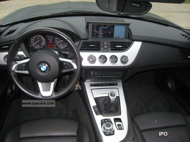 2009 Bmw Z4 Sdrive23i Car Photo And Specs
