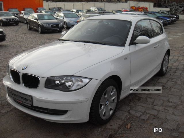 2009 bmw 116i air sitzhzg pdc nsw bordcomp 1 hd car. Black Bedroom Furniture Sets. Home Design Ideas