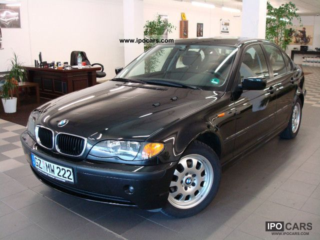 2004 Bmw 318i Ssd Navi Shz Limousine Used Vehicle Photo