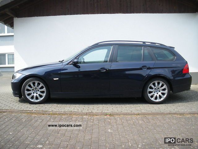 2006 bmw 320d touring dpf aut car photo and specs. Black Bedroom Furniture Sets. Home Design Ideas