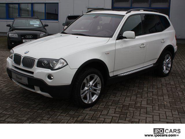 2007 BMW  X3 3.0dA * Leather / Xenon / PDC / Panorama / Individual / M * Off-road Vehicle/Pickup Truck Used vehicle photo