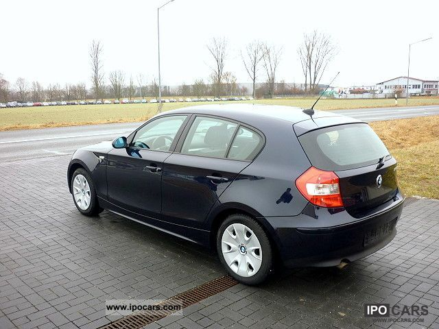2006 bmw 118d dpf climate leather pdc first hand t v new. Black Bedroom Furniture Sets. Home Design Ideas