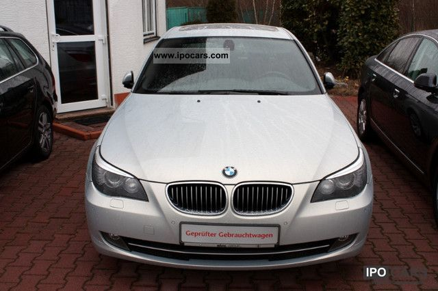 2009 BMW  525d Aut.Sport, Individual, Head-Up + Comfort seats! Limousine Used vehicle photo