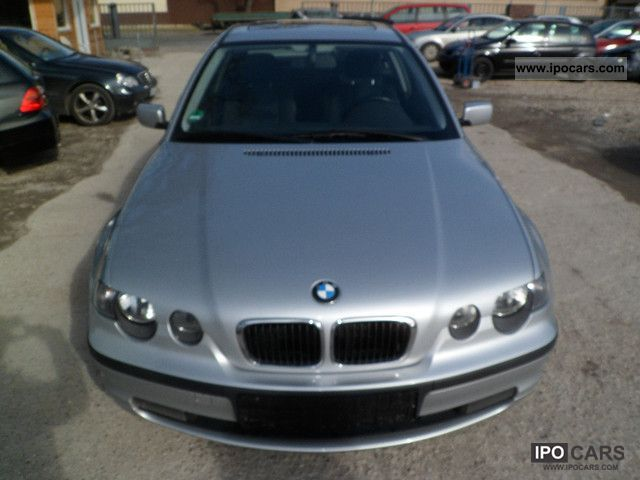 2002 BMW 316ti compact  Car Photo and Specs