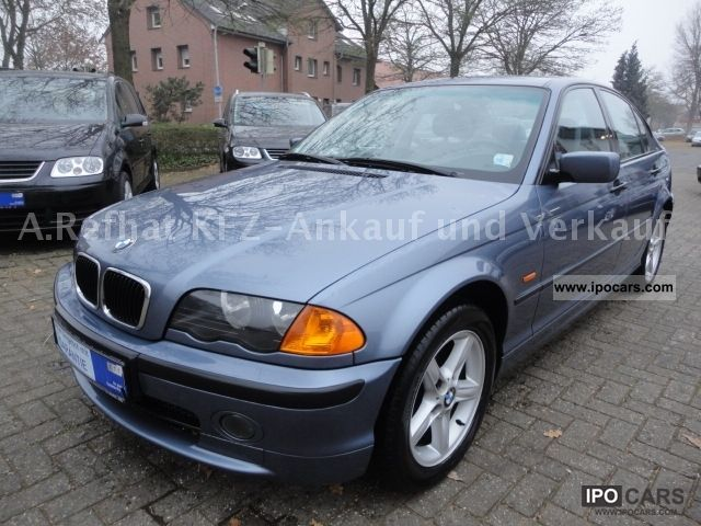 1999 BMW  316i * Climate control * Green sticker * EXCELLENT CONDITION * Limousine Used vehicle photo