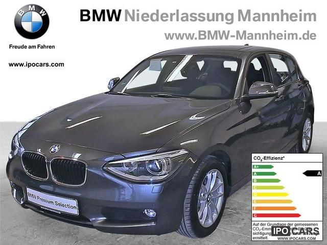 2011 BMW  116d 5-door Leas. 399 EUR per month. Limousine Employee's Car photo