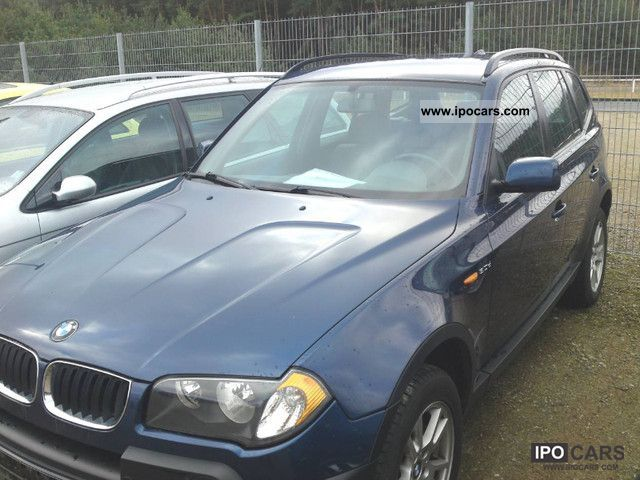 2004 bmw x3 automatic leather excellent condition. Black Bedroom Furniture Sets. Home Design Ideas
