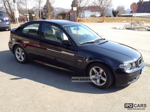 2003 bmw 325ti compact car photo and specs. Black Bedroom Furniture Sets. Home Design Ideas