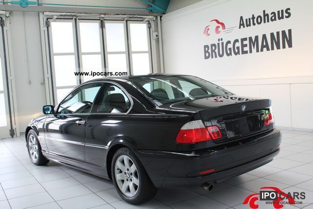 2003 Bmw 318 S Coupe Car Photo And Specs
