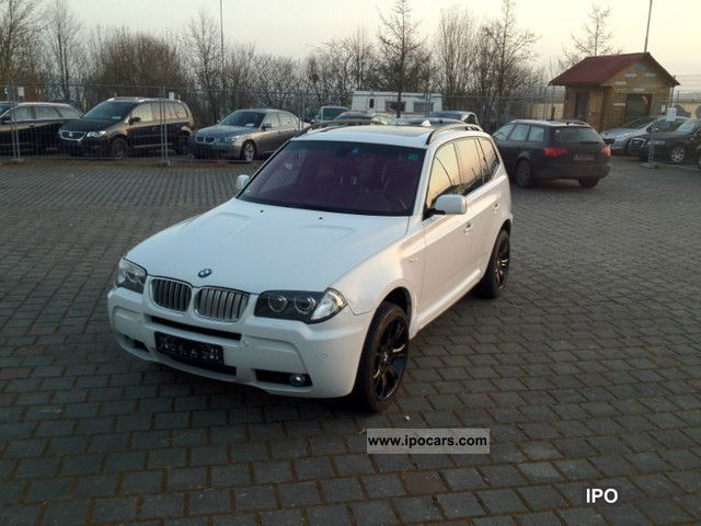 2006 BMW  X3 3.0d Aut. M-package full panorama Mod 2007 Off-road Vehicle/Pickup Truck Used vehicle photo