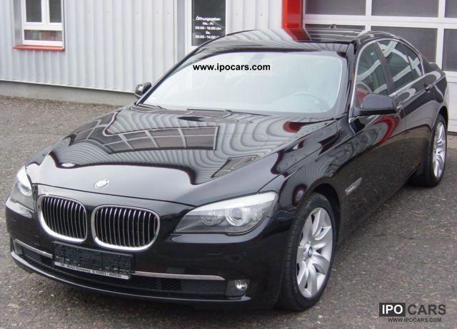 2009 BMW  730d Dynamic Drive / TV / comfort seat / 4x Shzg Limousine Used vehicle photo