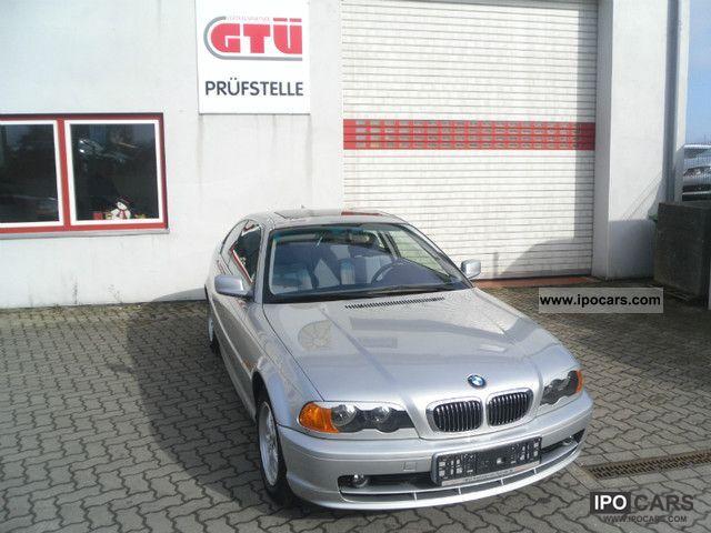 1999 BMW  320 Ci ** Automatik_Klima_PDC_Schiebdach_AHK_Alu Sports car/Coupe Used vehicle photo